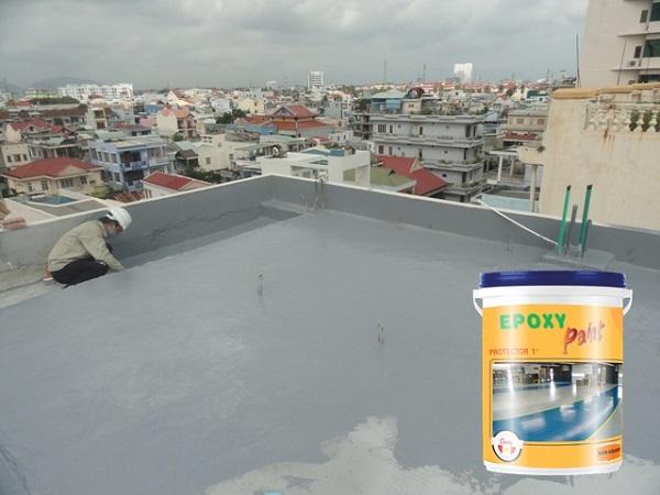cách chống thấm sân thượng