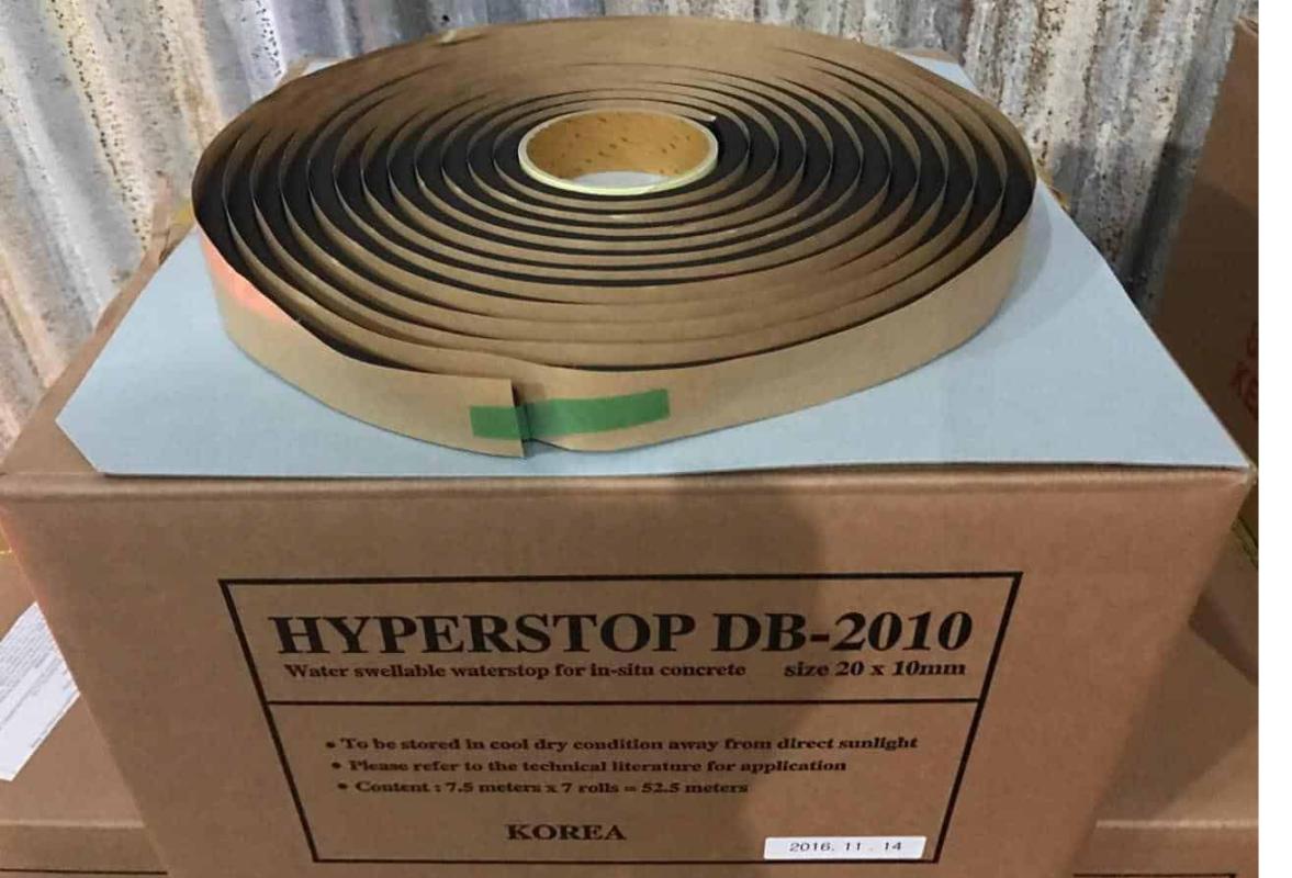 Thanh trương nở Hyperstop DB-2010