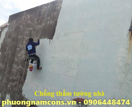 Chống thấm tường nhà Phương Nam Cons