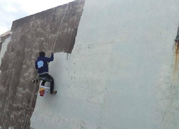 sơn chống thấm tường ngoài
