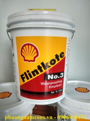 Shell Flintkote No3 - Màng Chống Thấm