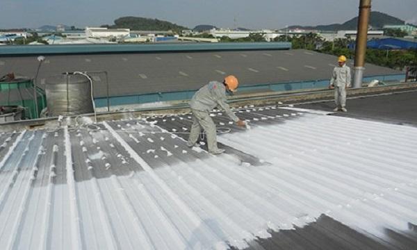 sơn chống thấm mái tôn