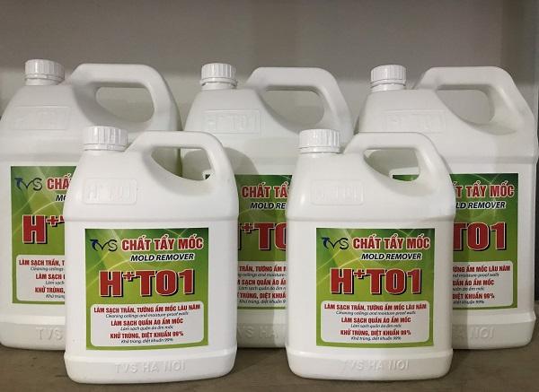 Chất tẩy móc MOLD REMOVER H+T01