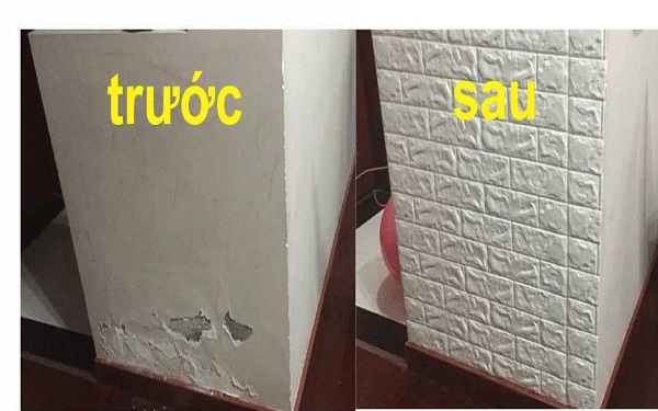 giấy dán tường chống ẩm mốc