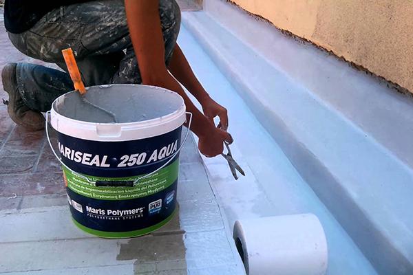 chống thấm polyurethane