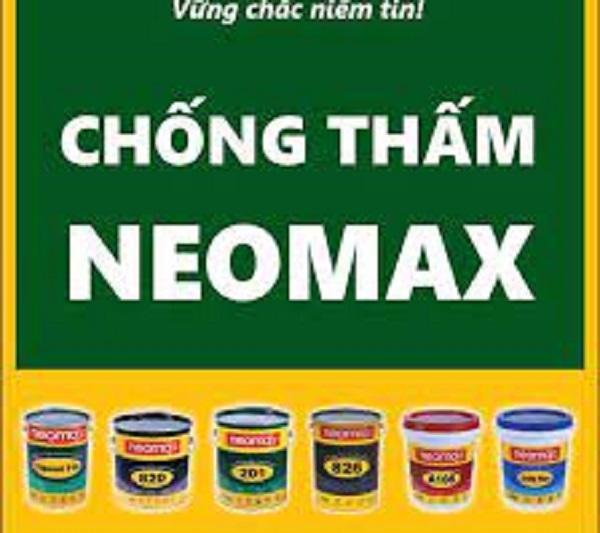 vật liệu chống thấm neomax