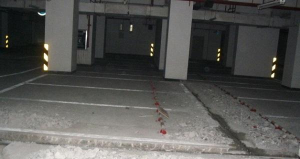 chống thấm tầng hầm nhà cao tầng